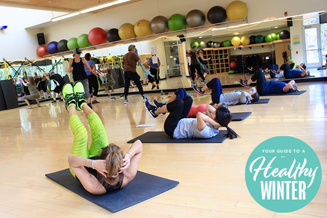 Bilingual classes at Juniper Swim & Fitness include yoga, Pilates, water fitness and swim instruction. - BEND PARK AND RECREATION DISTRICT