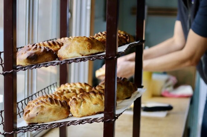 THE PEOPLES' PIES