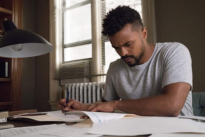 "Eka Darville is part of the cast in Marvel's ""Jessica Jones."" - COURTESY OF NETFLIX"