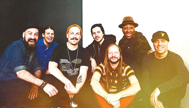 The Motet & John Medeski's Mad Skillet perform Feb. 17 at the Midtown Ballroom. - SUBMITTED