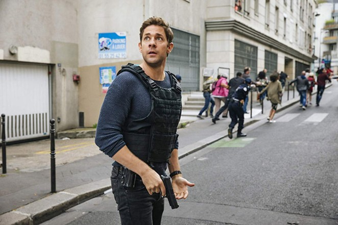 """Jim Halpert as """"Jack Ryan,"""" also on Amazon Prime. - SUBMITTED"""