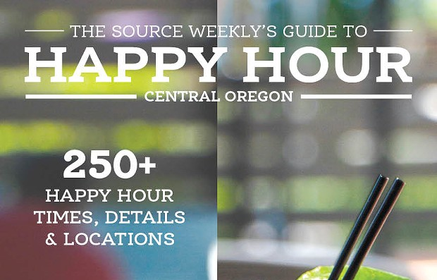 Happy Hour Guide Summer 2018