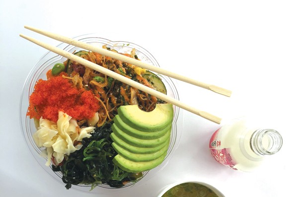 Poke Tailored to Your Taste Buds