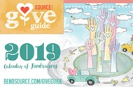 Give Guide: 2019 Calendar of Fundraisers