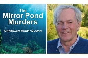 """Book Talk: """"Mirror Pond Murders"""""""