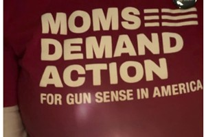 Mothers (and Others) Demand Gun-Related Change