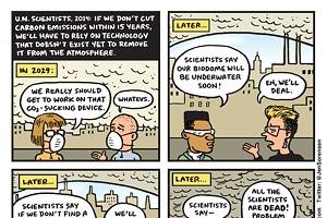 U.N. Scientists, 2014: