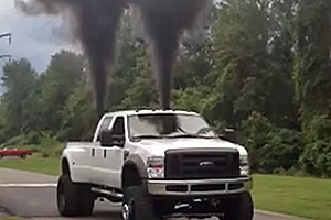 "Alleged ""Rolling Coal"" Incident Leads to Charges"