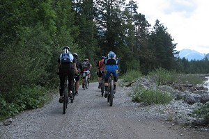 Learn About Gravel Biking in the Skyline Forest