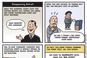 Disappearing Detroit