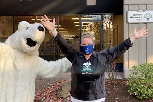 Taking the Plunge: Bend's Polar Plunge Goes Virtual