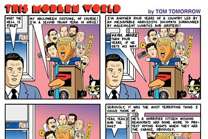 This Modern World—week of October 21