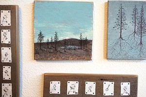 Sixth Annual $20 Sale at Bright Place Gallery