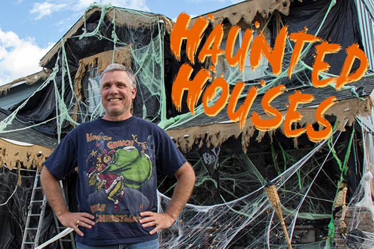 Haunted Houses of Central Oregon