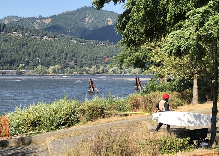 This Perfect Day: Hood River Bike Stop