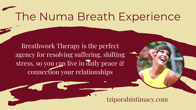 The Numa Breath Experience