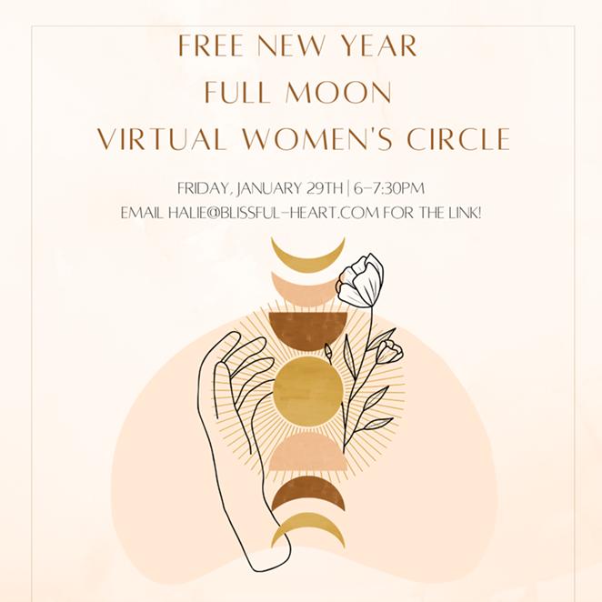 Online Women's Circle!