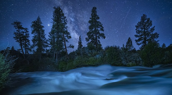 Perseid Meteor Shower Photo Outing