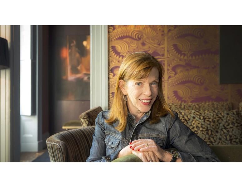 Susan Orlean presents at Author! Author! Wed., Feb 19. - NOAH FECKS