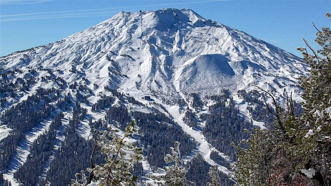 Should Mt. Bachelor expect the same amount of snowfall it saw last year? - WILLIAM FRANKLE