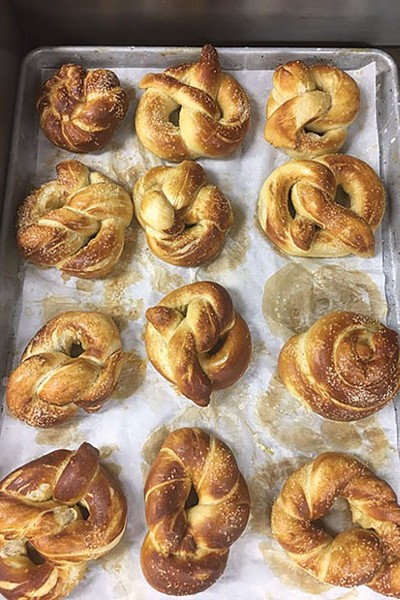 With Your Child: Handmade Bagel and Pretzels class Feb. 6. - COURTESY OF BEND PARK AND REC