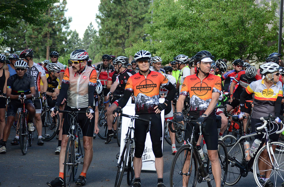 PHOTOS COURTESY OF TOUR DES CHUTES