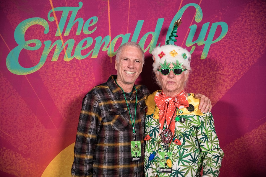 With digs like this, who can't have fun at the 2017 Emerald Cup? - PRESS JUNKIE PR
