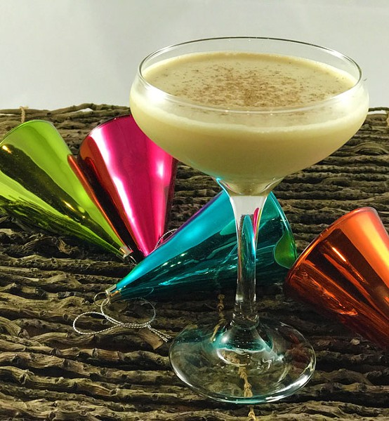 On the fence about eggnog? A from-scratch recipe could change your mind. The flavors are more vibrant and less sugary. - LISA SIPE