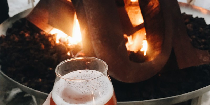 This winter will likely see a dramatic increase in fire pits and dedicated snow shovelers.