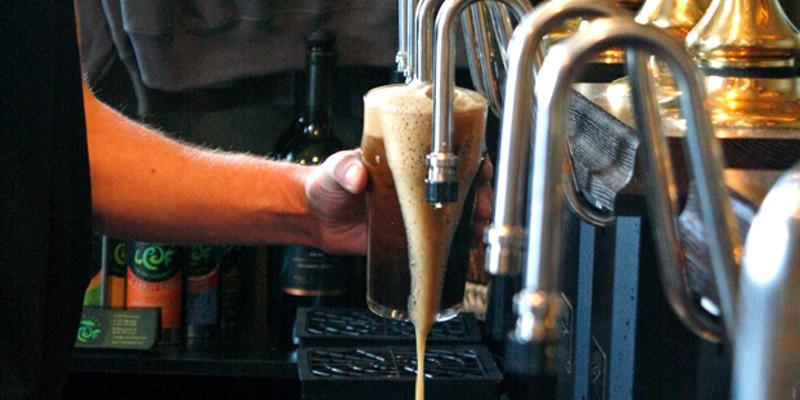 Porter Brewing's delicious cask ales.