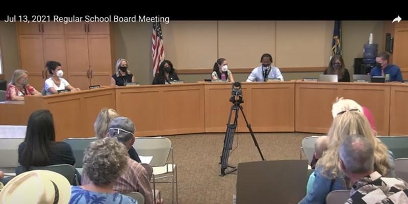 New School Board, Same Problems