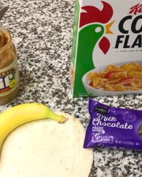 """The """"AJ Special"""" can be made—and devoured—in a Jif."""