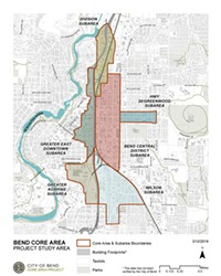 Bend's Core Area Inspires Ideas