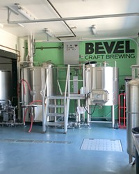 Bevel Craft Brewing is one of Bend's newer breweries, which opened this past spring.