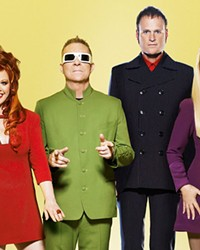 The B-52s have a host of fan favorites—and say they plan to play plenty of them during this weekend's show in Bend.