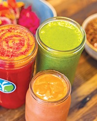 Best Smoothie/Juice Bar