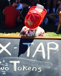 Kids are allowed at Bend Brewfest until 5 pm every day.