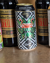 Ordering beer from local breweries is great—but ordering from a taphouse or brew shop gets more variety into your delivery.