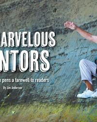 My Marvelous Mentors