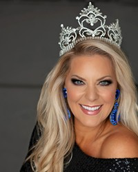Tara Songey says that representing Oregon in the Mrs. America pageant has been a positive experience.