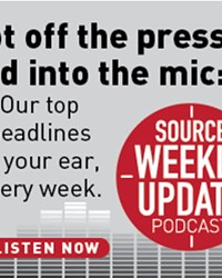 The Source Weekly Update Oct 15