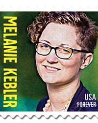 Vote Melanie Kebler, Bend City Council Pos. 1