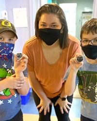 With the funds raised through Central Oregon Gives and WhatifWeCould.com, the Boys & Girls Clubs of Bend has been able to continue their work providing programing for kids ages 5 - 18 through the pandemic, even with most area schools closed down for the foreseeable future.