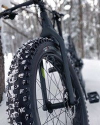 Raffle for a fat bike; learn avalanche skills—virtually!