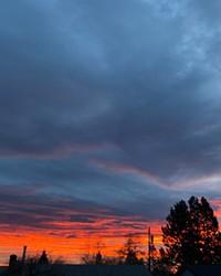 Good morning Central Oregon! A lovely sunrise caught in northeast Bend Nov. 17.