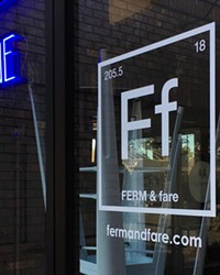 FERM & Fare recently opened in downtown Bend.