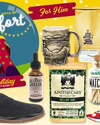 2020 Gift Guide: Comfort for Him
