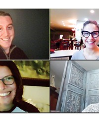 ETC founders, clockwise from top left: Craig Brauner, Angelina Anello-Dennee, Debbie Levin and Amy James