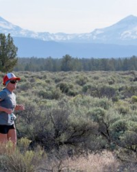 Catch some views while racking up the miles with the Bend Trail Race Series, coming this summer.