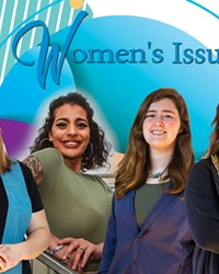 2021 Women's Issue